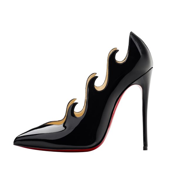 christian-louboutin-olavague-120-patent-black-sample-copy