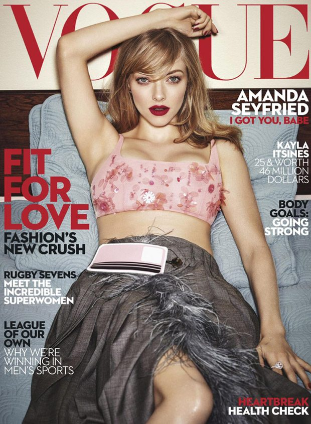 Teen Stars Amanda Seyfried 21