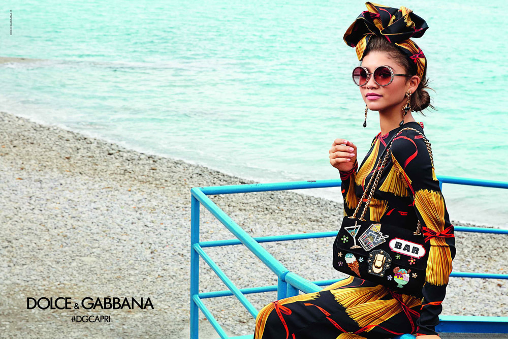 1ce6ac9a30 Dolce   Gabbana Spring Summer 2017 Campaign by Franco Pagetti