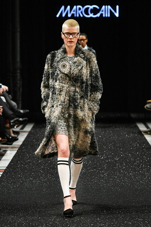 bfw marc cain autumn winter ballet magnifique collection