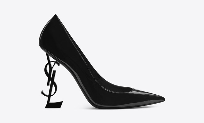 335dc6555db YSL Spring Summer 2017 Signature Piece  Saint Laurent Opyum Shoes