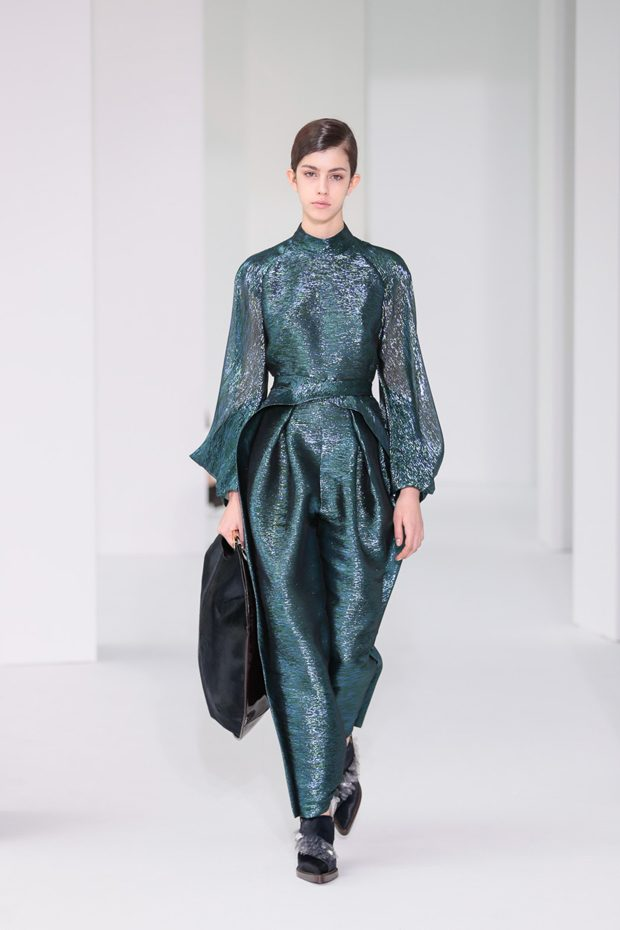 d687f2c2 NYFW DELPOZO Fall Winter 2017 Collection