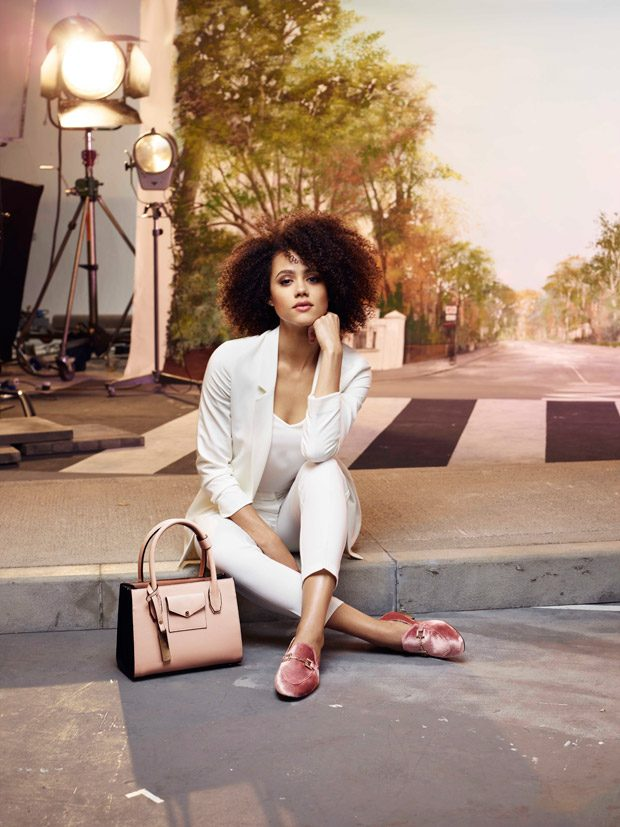 Pre Game Interview >> Nathalie Emmanuel Stars in Dune London #aloveaffairwith Film by Rankin