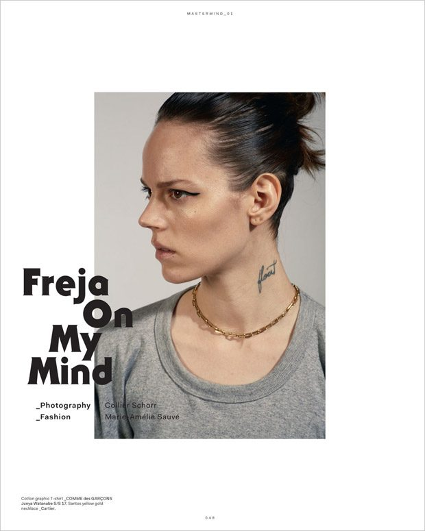 Freja Beha Erichsen