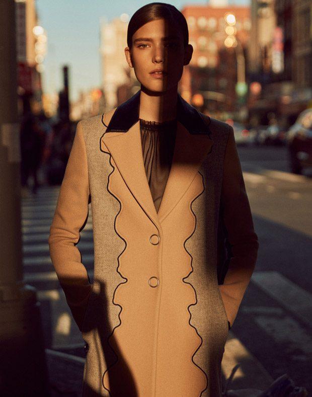 Zuzu Tadeushuk by Jason Kim for Slimi Magazine