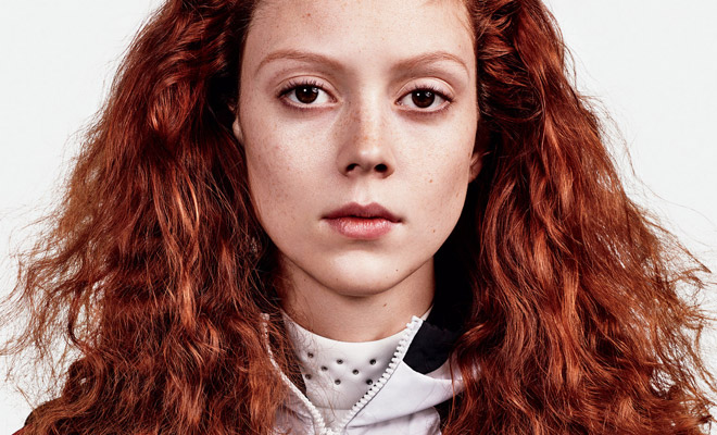 Natalie Westling Models Ss17 Sportswear For New York Times