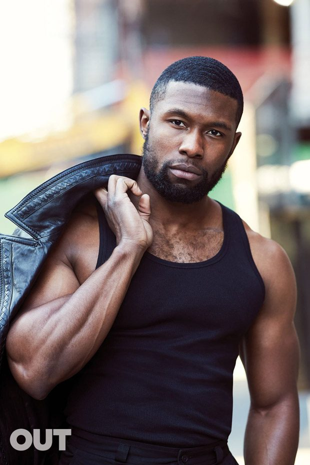 Martinez Used Cars >> Moonlight Star Trevante Rhodes Poses for Out Magazine ...