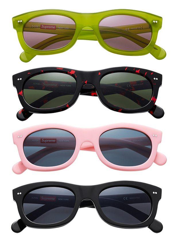 Supreme Spring 2017 Sunglasses