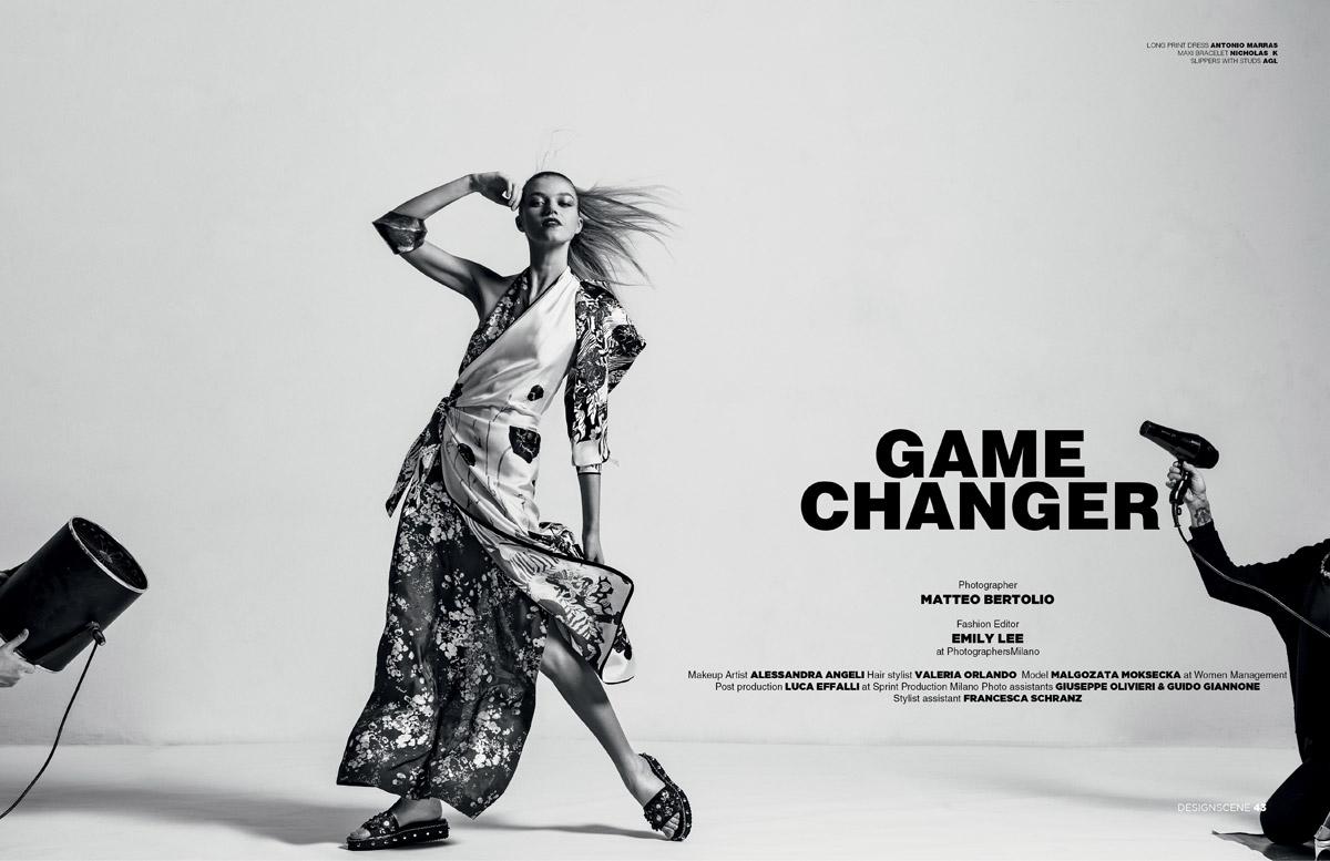Design a fashion magazine game 91