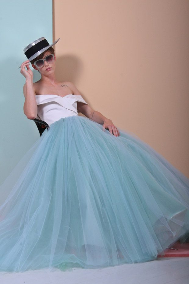 Christian Siriano Wedding Dresses 13 Simple Images Courtesy of Christian