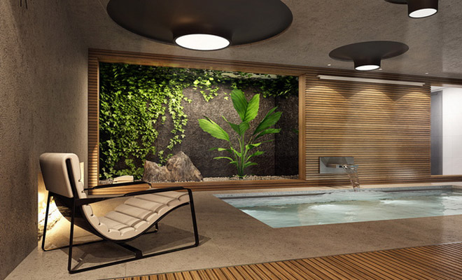Home Spa Design Ideas: 3 Ideas For An Indoor Luxury Spa Room