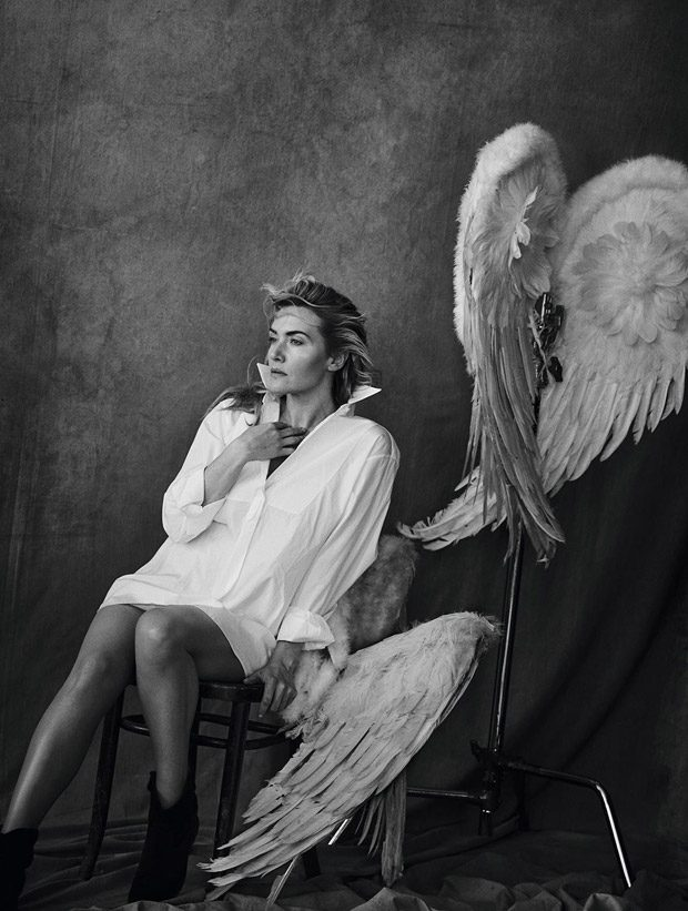 Kate Winslet Stars In L Express Styles Cover Story