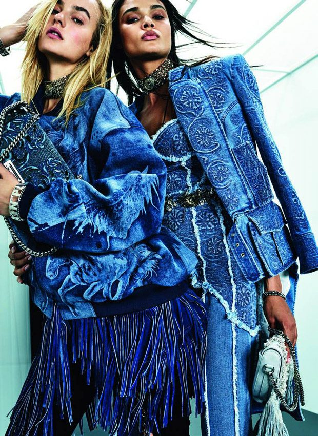 ae92f3a0 Balmain Resort 2018 Womenswear Collection