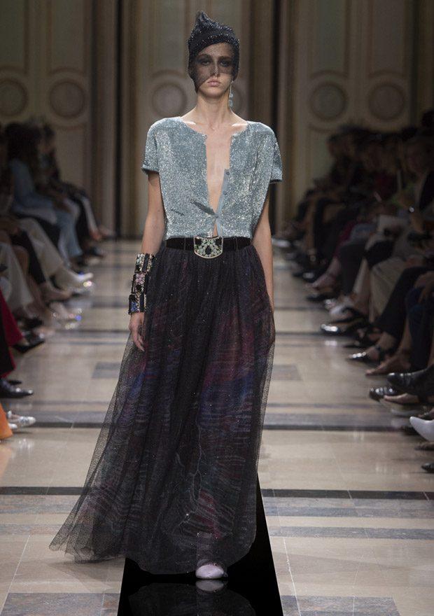 Giorgio Armani Prive Fall Winter 2017.18 Haute Couture ...