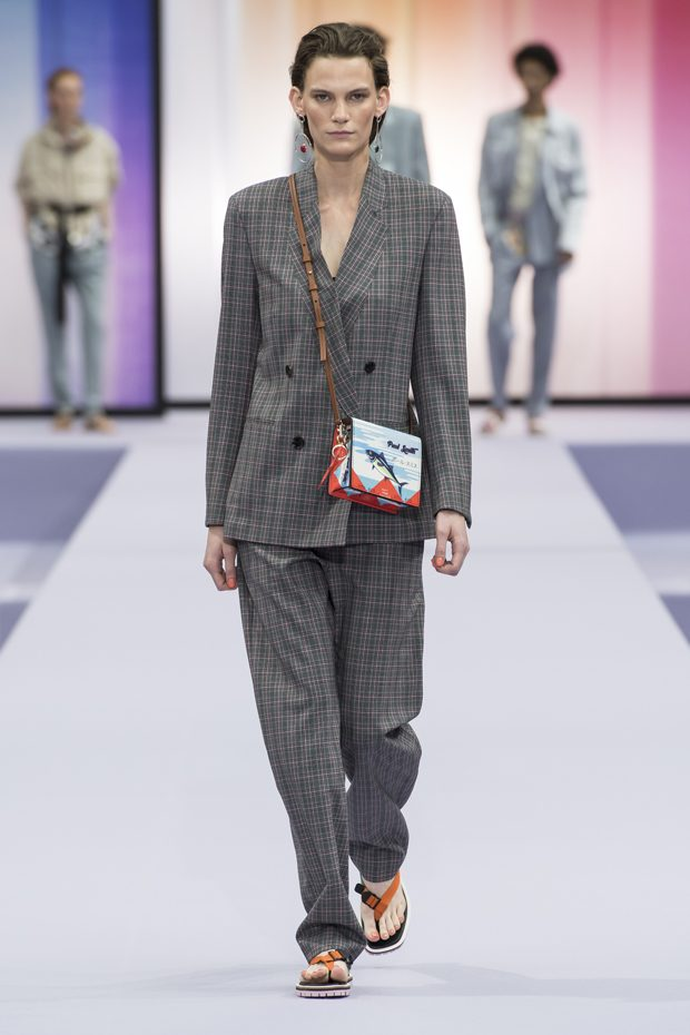 Images courtesy of Paul Smith PFW PAUL