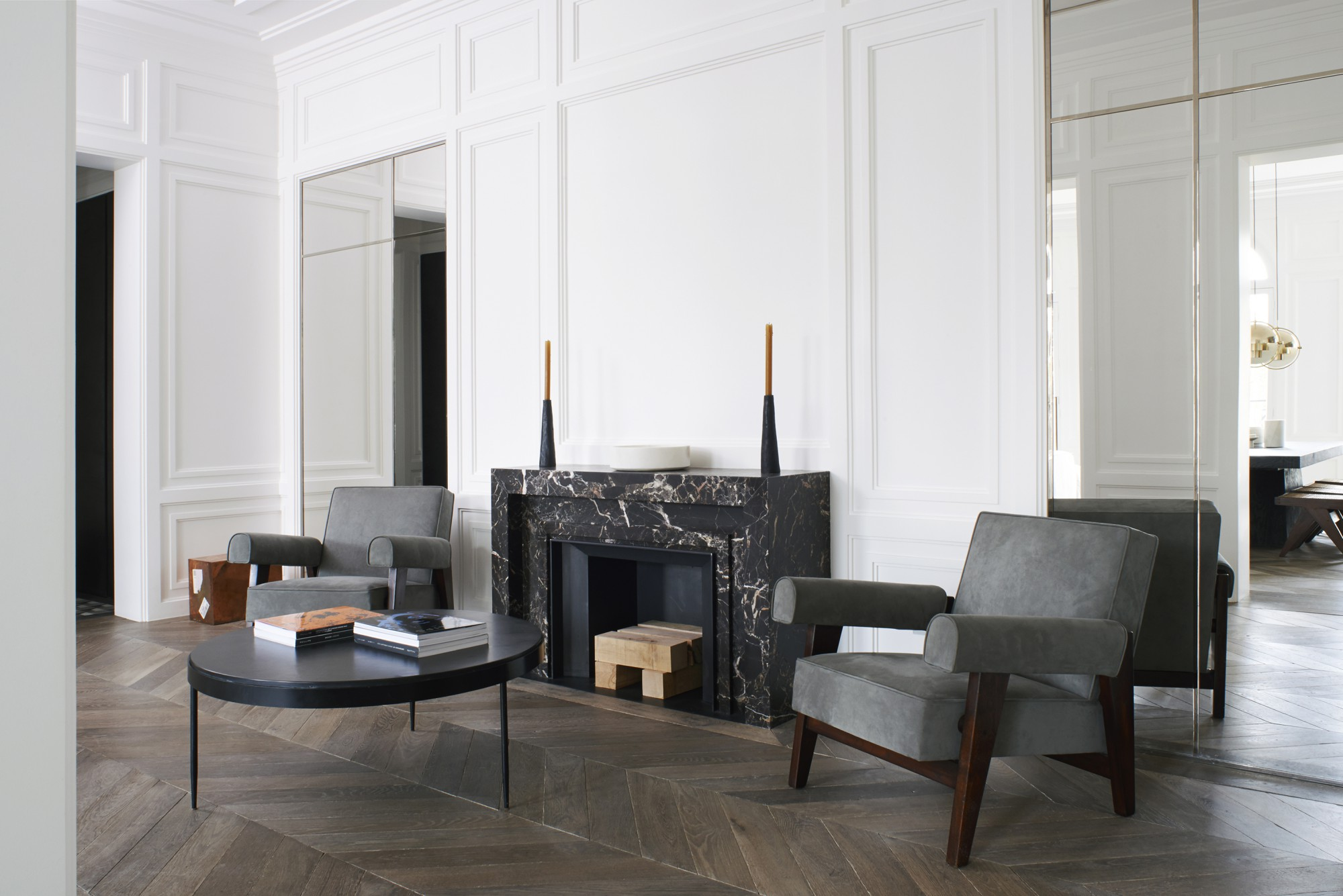 Discover The Saint James Apartment In Paris By Joseph Dirand