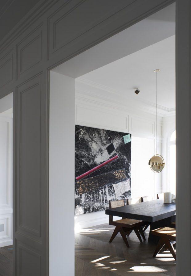 Discover The Saint James Apartment In Paris By Joseph Dirand