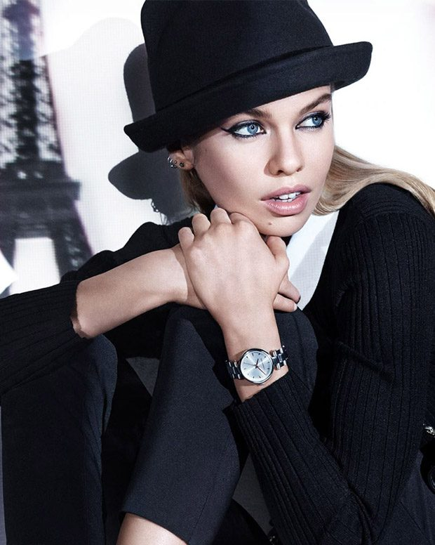 Stella Maxwell is the Face of Karl Lagerfeld Paris FW17 Collection