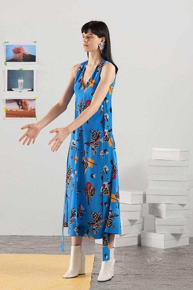Krizia Resort 2018 Womenswear Collection