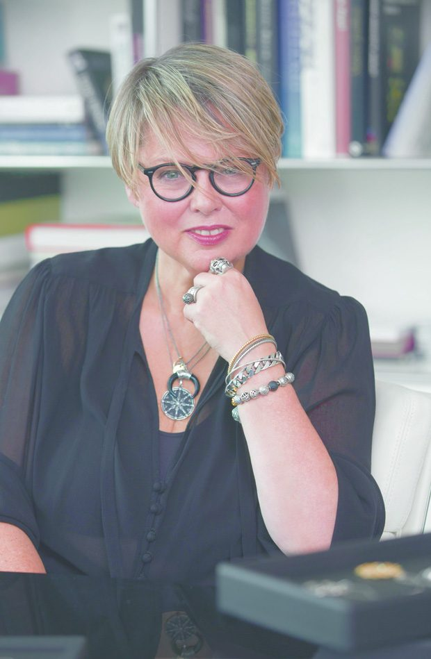 EXCLUSIVE INTERVIEW With THOMAS SABO Designer Susanne Kölbli