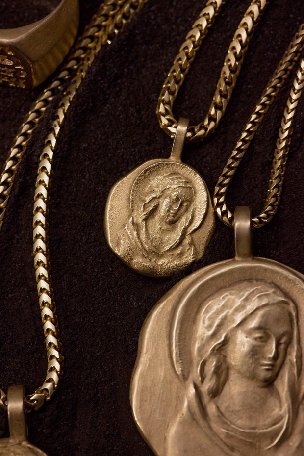 Ag West Supply >> Kanye West's First Jewelry Line is Now Available at Colette