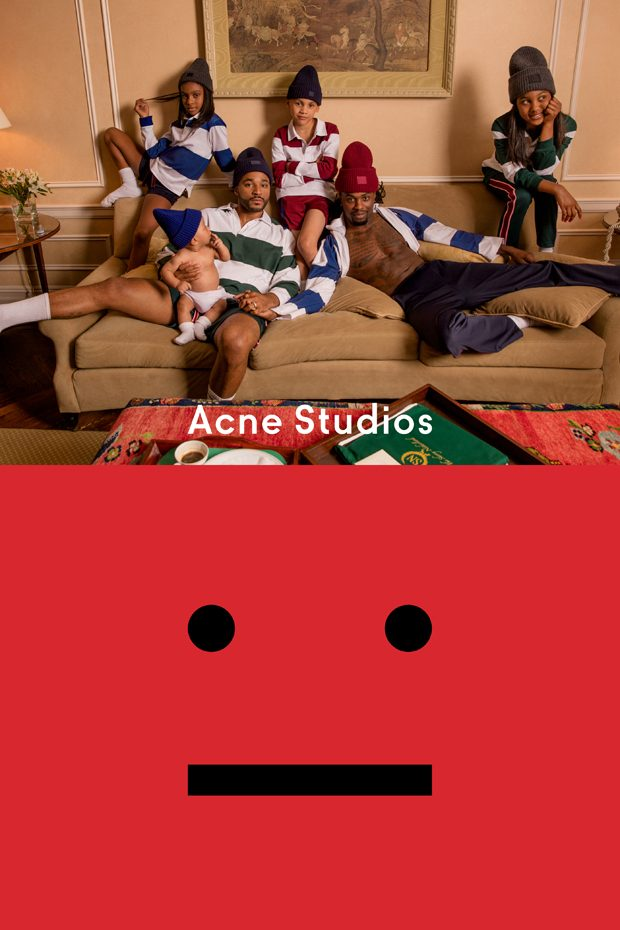 Acne Studios' Capsule Collection Dedicated to the Brand's Face Motif