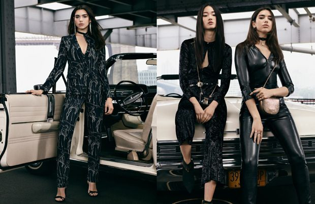6d81c1b676 Dua Lipa for Patrizia Pepe FW17 by Sharif Hamza