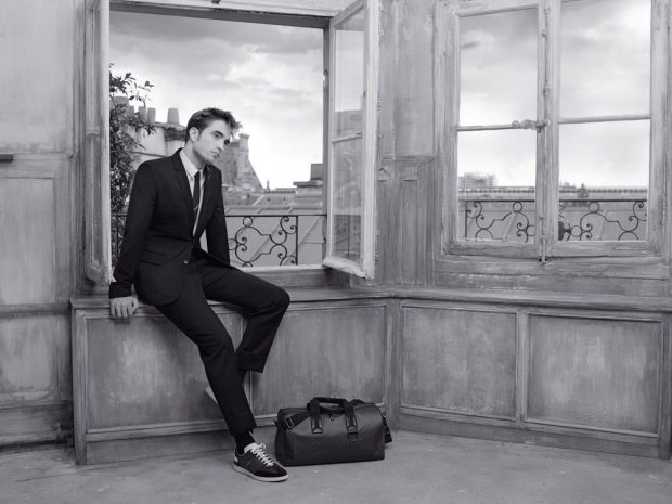 Robert Pattinson is the Face of Dior Homme Spring Summer 2018 Collection