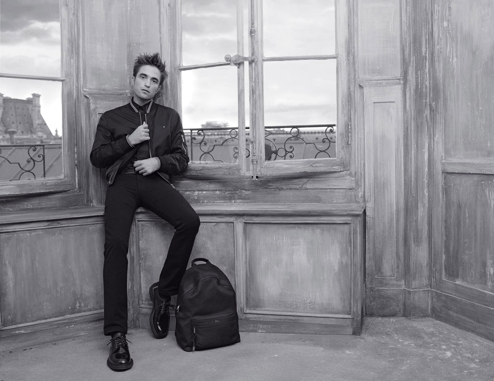 d4db26ca146f Robert Pattinson is the Face of Dior Homme Spring Summer 2018 Collection