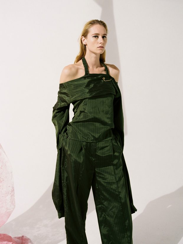 Discover Juslin Maunula Spring Summer 2018 Collection