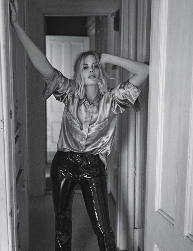 Margot Robbie Is The Cover Star Of W Magazine November