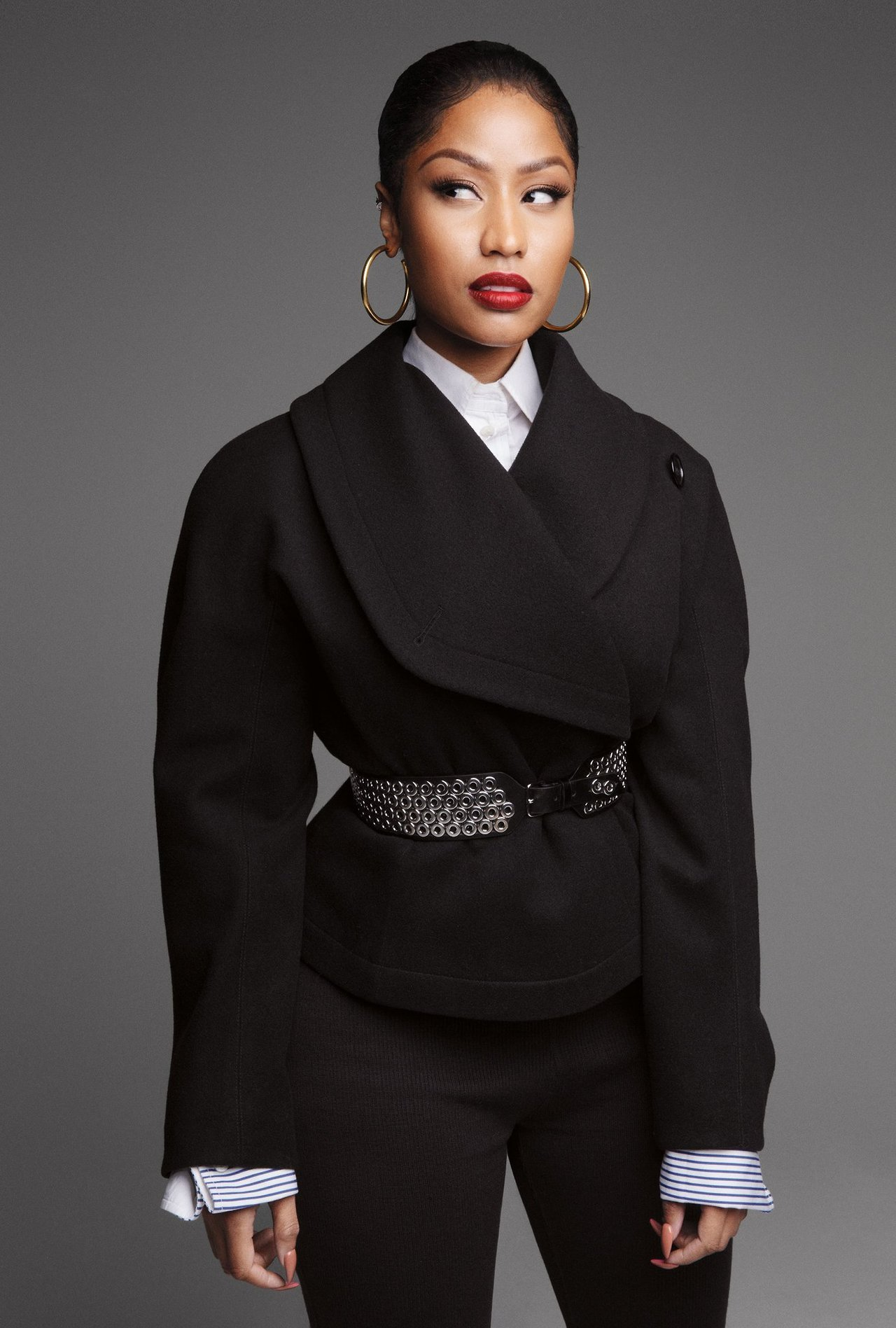Nicki Minaj Has A New Look For T The New York Times Style
