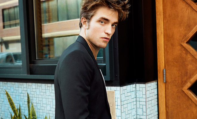 robert pattinson is the cover boy of esquire uk october