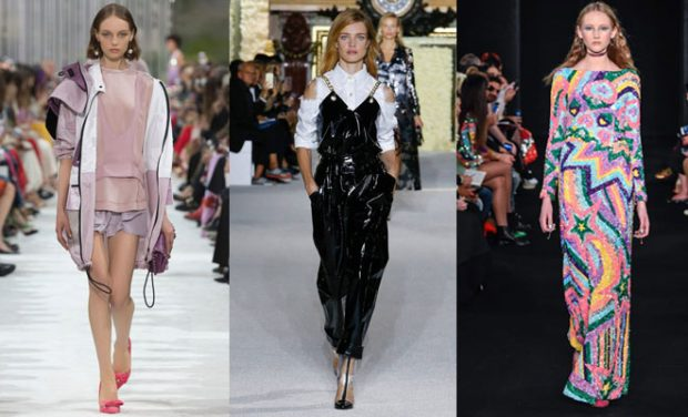 DESIGN SCENE TOP 10: Women's Paris Fashion Week