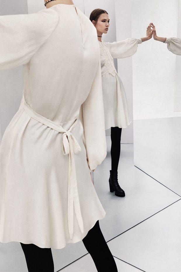 Zara Autumn Winter 2018 Shoes