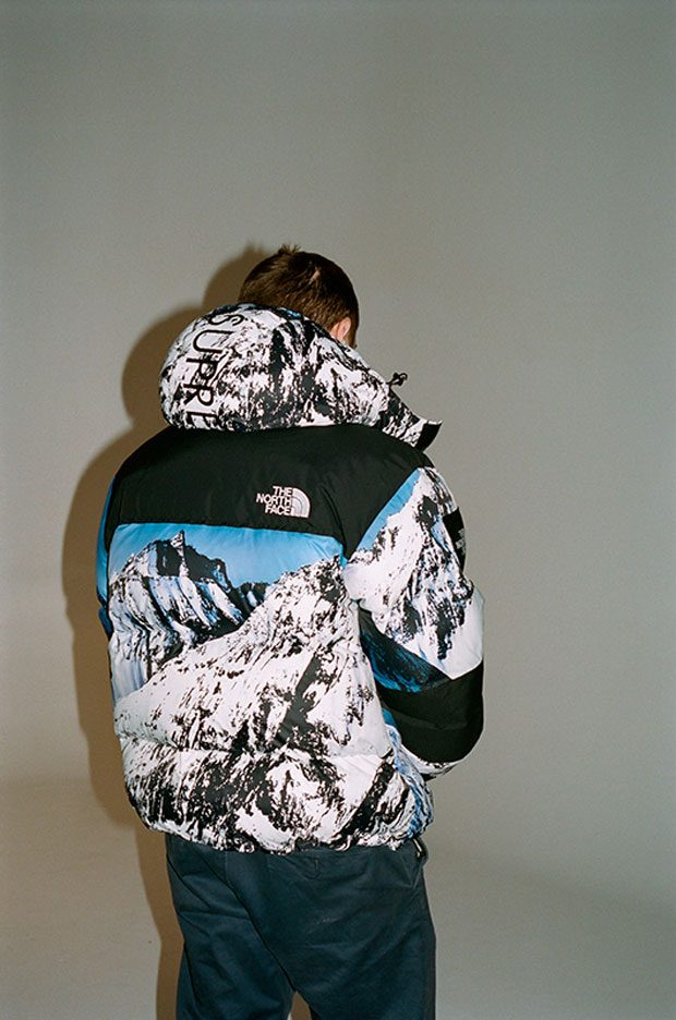 Discover Supreme X The North Face Fall 2017 Collection