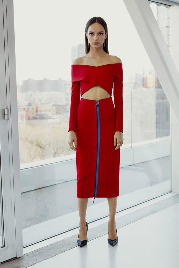 2bb6aab86fd CUSHNIE ET OCHS Pre-Fall 2018 Womenswear Collection