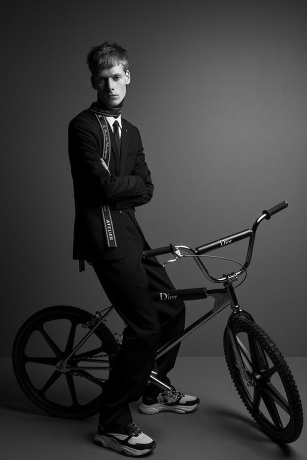 Dior Homme X Bogarde Limited Edition BMX Bike