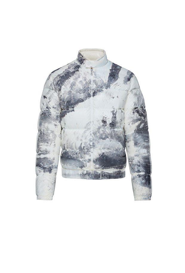 Moncler X Liu Bolin Exclusive Jacket