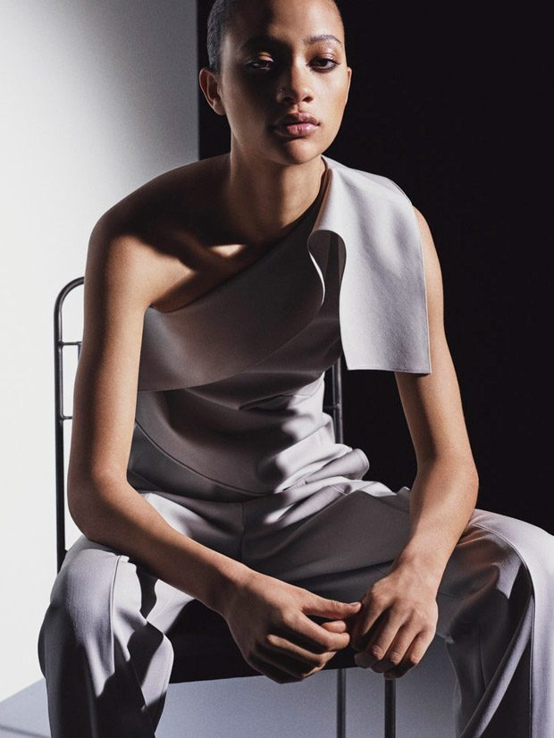 Narciso Rodriguez Pre-Fall 2018 Womenswear Collection