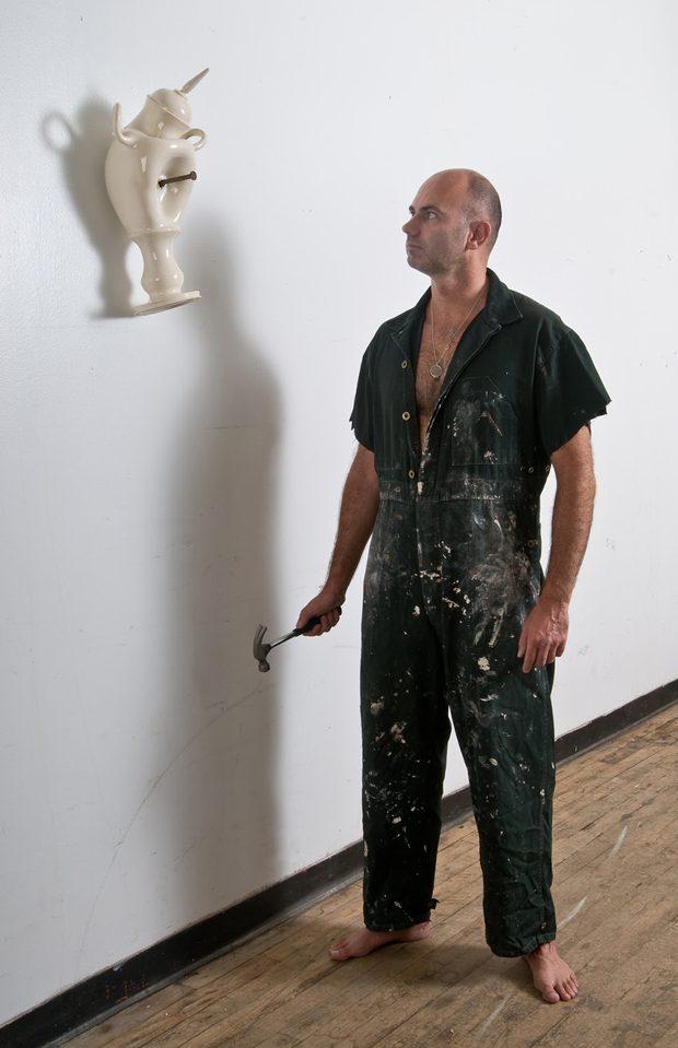 ART SCENE: LAURENT CRASTE
