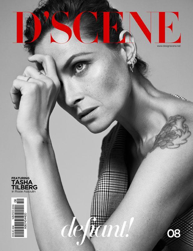 Tasha Tilberg for D'SCENE 08 – COMING SOON