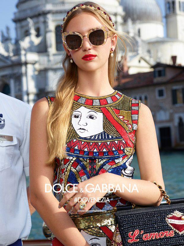 #DGVENEZIA: Dolce & Gabbana Spring Summer 2018 by Morelli ...