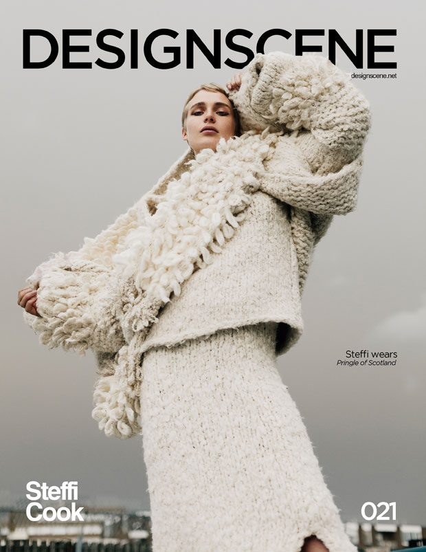 STEFFI COOK For DESIGN SCENE #021 IS OUT TOMORROW