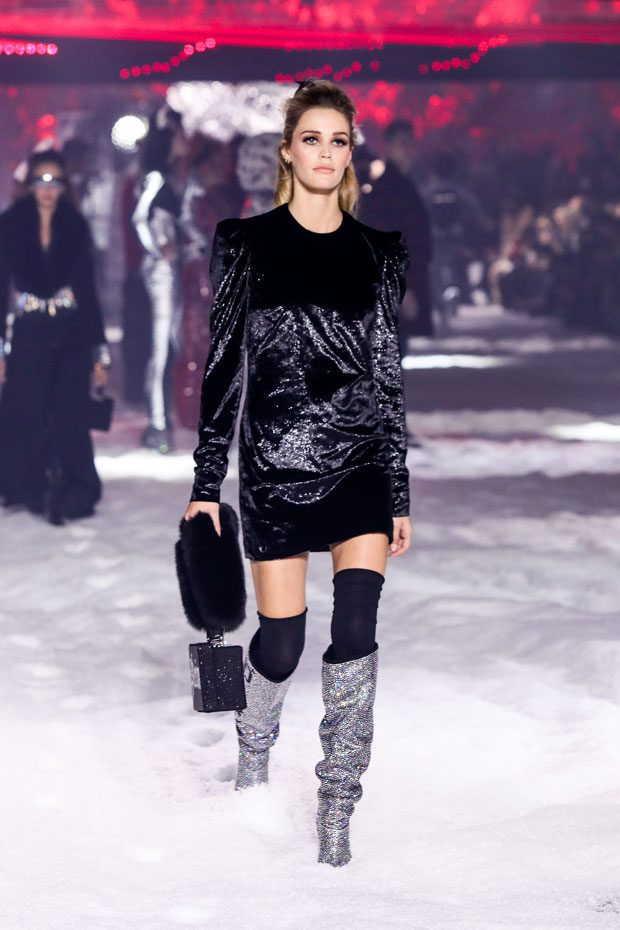 #NYFW: PHILIPP PLEIN Fall Winter 2018/19 Collection