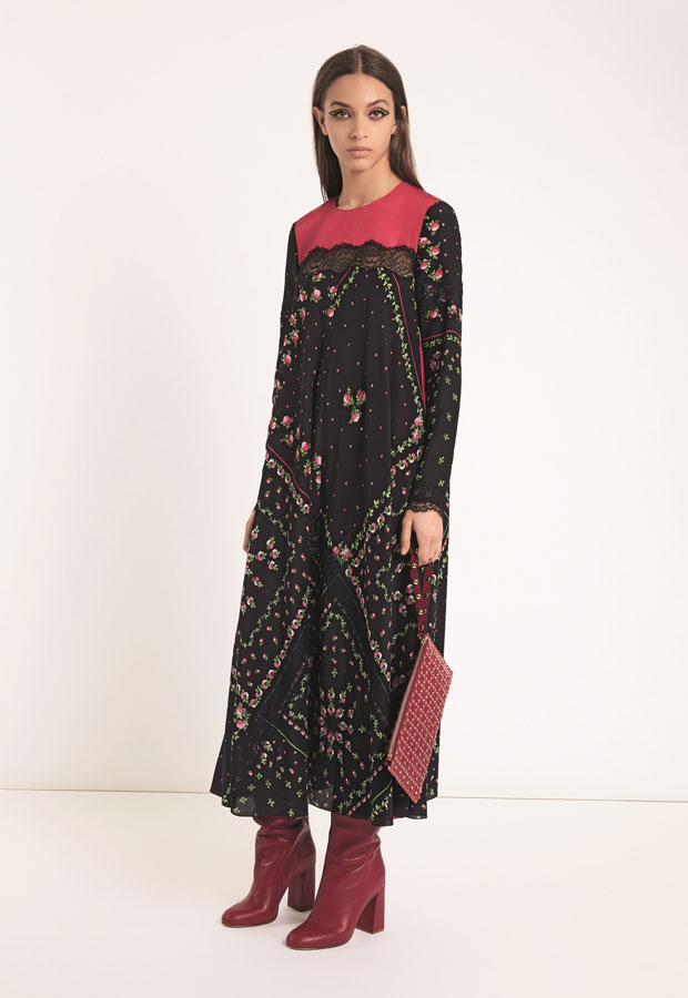 LOOKBOOK: RED Valentino Fall Winter 2018/19 Collection