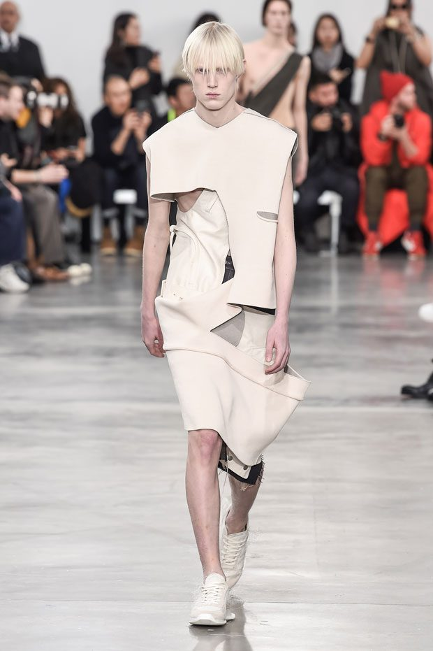 PFW: RICK OWENS Fall Winter 2018/19 Collection
