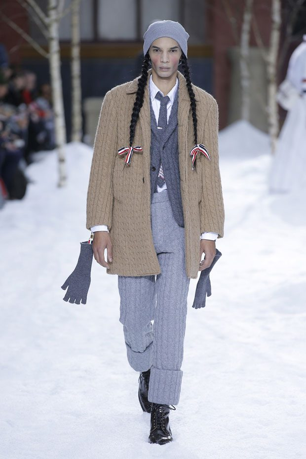 THOM BROWNE Fall