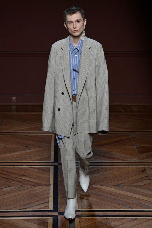 PFW: WOOYOUNGMI Fall Winter 2018/19 Collection