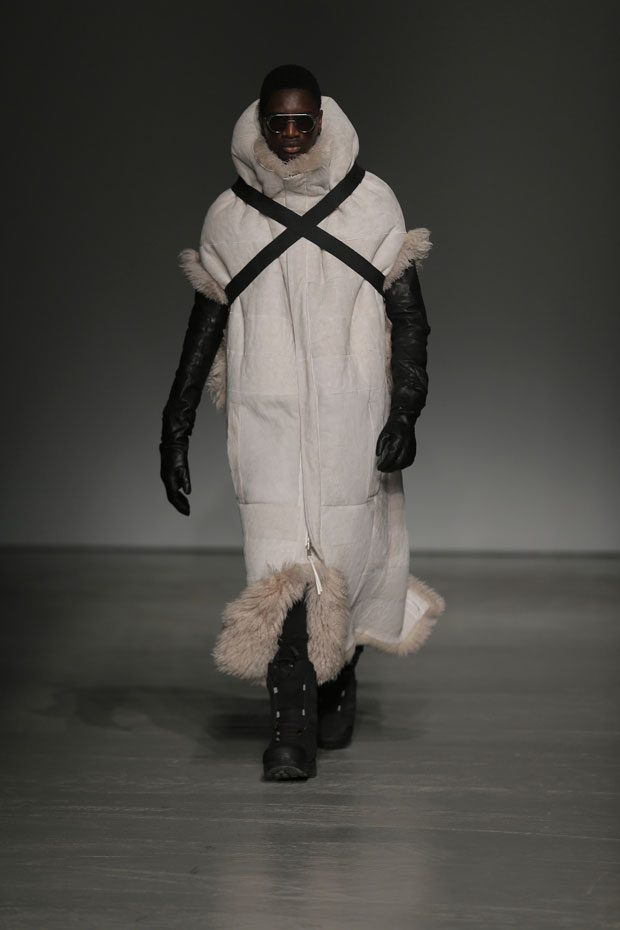 PFW: BORIS BIDJAN SABERI Fall Winter 2018/19 Collection